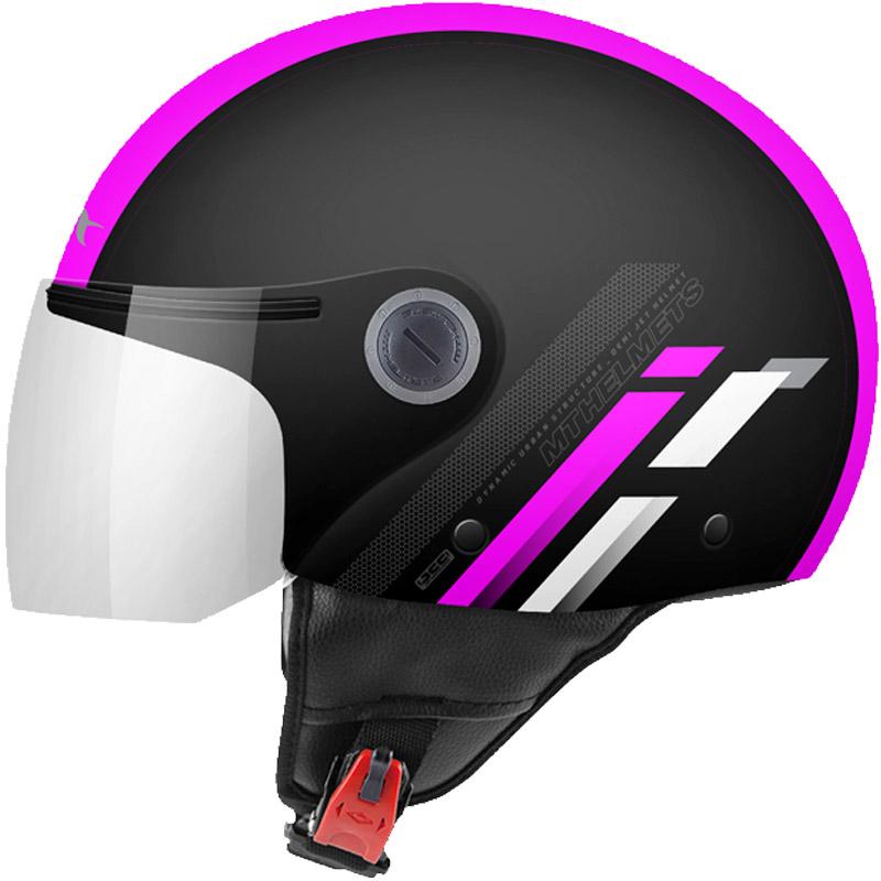 Mt Helmets Street Scope D8 Helm rosa
