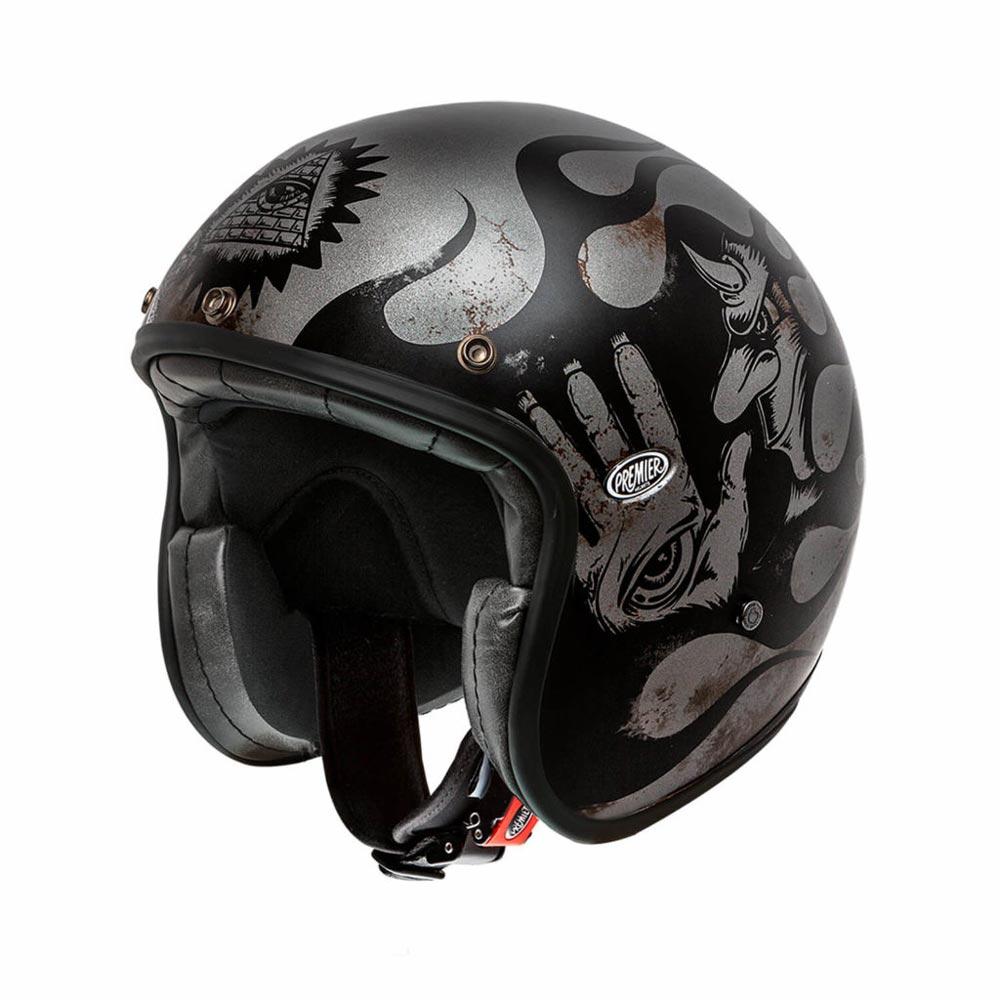 Premier Le Petit Classic Bd 17 Bm Helmet
