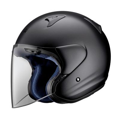 Arai SZ-F Frost schwarz Helm