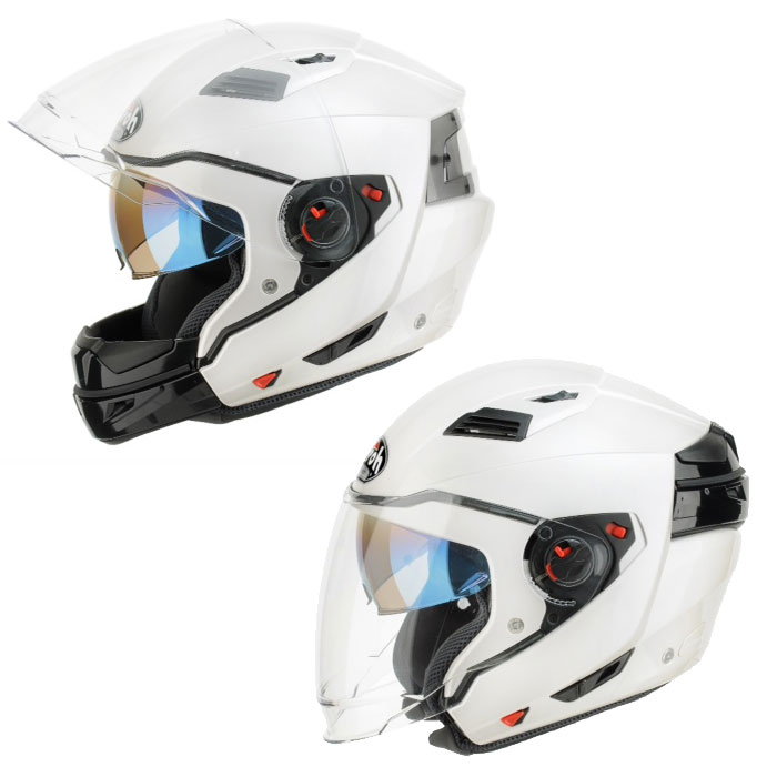 Casque AIROH EXECUTIVE Airoh_executive_bianco