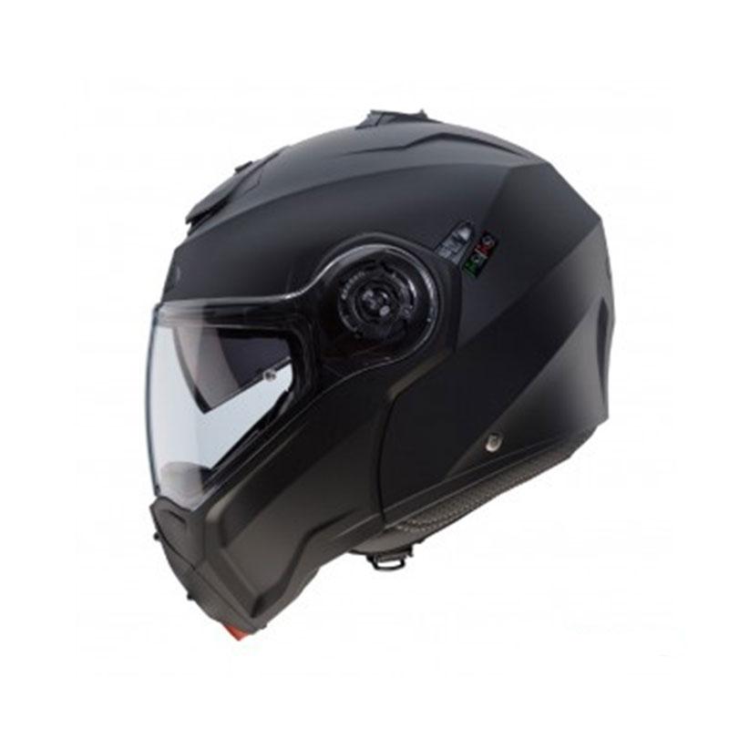 1726ee53 Caberg Droid Matt Black C0HA0017 Modular Helmets   MotoStorm