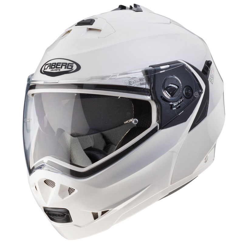 CASCO CABERG DUKE II IMPACT MATT BLUE//WHITE M