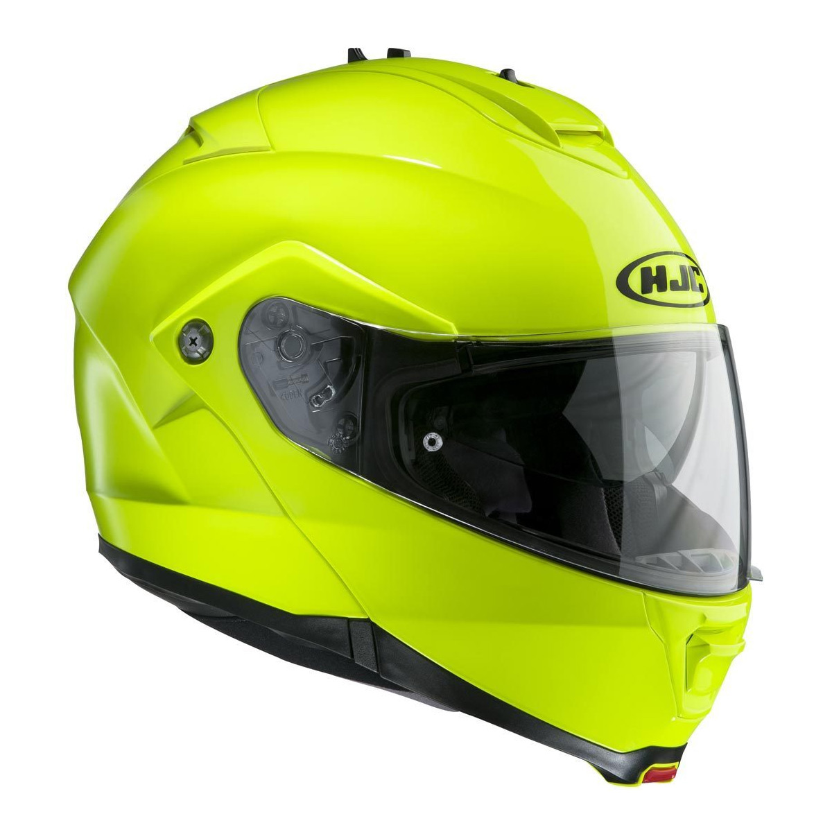 HJC ist Max 2 Solid Helm gelb