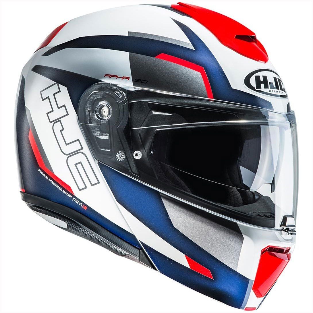 hjc rpha 90 rabrigo red hjc 1462010 mc1 modular helmets motostorm. Black Bedroom Furniture Sets. Home Design Ideas