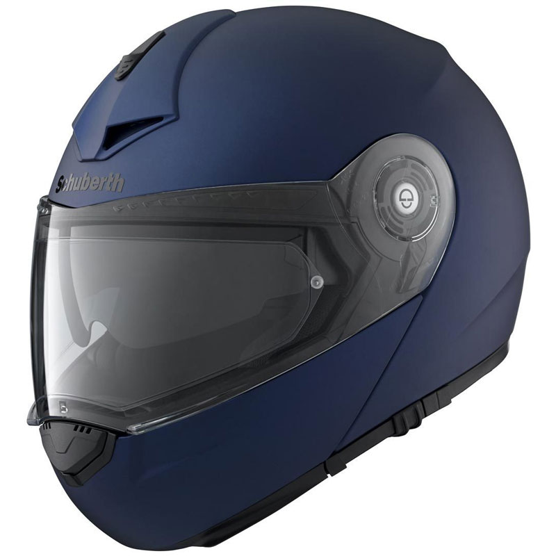 schuberth c3 pro blue matt motostorm. Black Bedroom Furniture Sets. Home Design Ideas