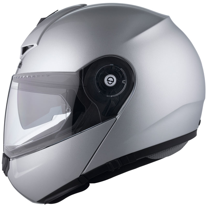 schuberth c3 pro silver motostorm. Black Bedroom Furniture Sets. Home Design Ideas