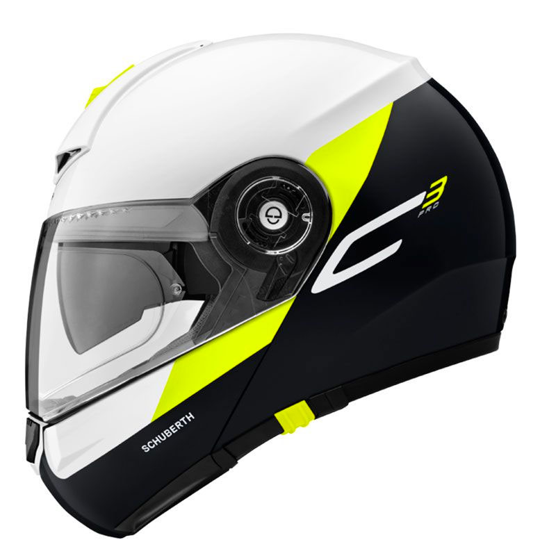Schuberth C3 Pro Gravity Giallo