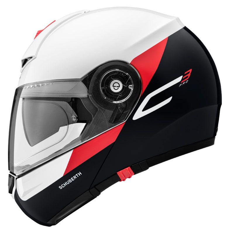 Schuberth C3 Pro Gravity Rosso