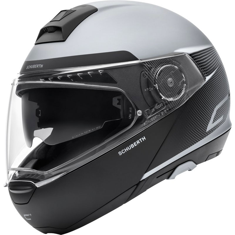 Schuberth C4 Resonance Grigio