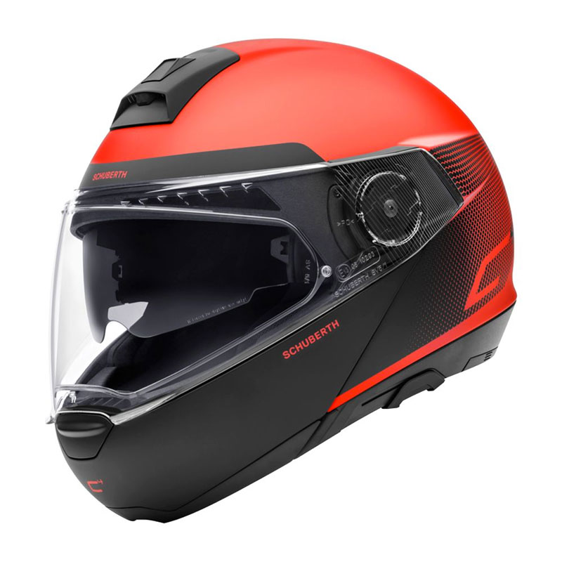 Schuberth C4 Resonance Rosso