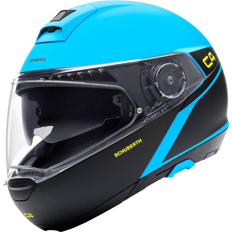Schuberth C4 Spark Blu