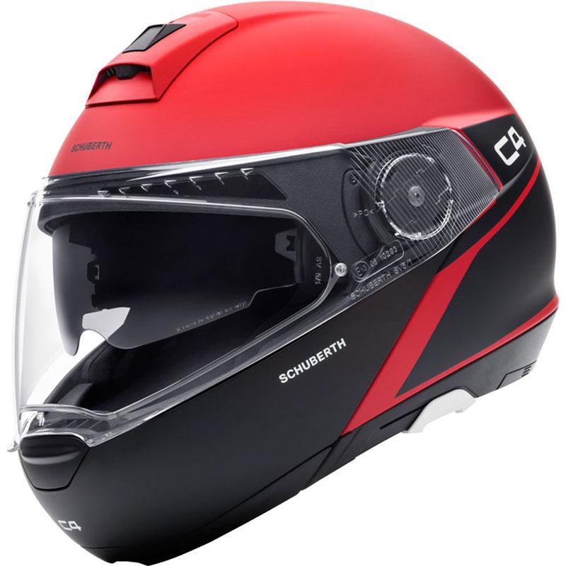 Schuberth C4 Spark Rosso