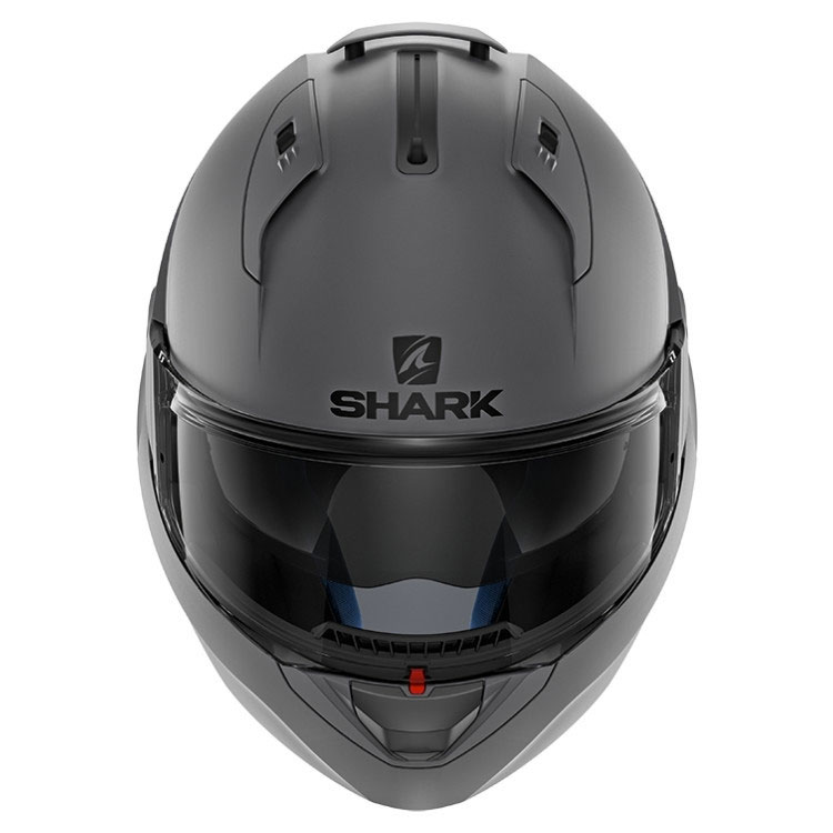 shark evo one 2 anthracite matt he9702eama modular helmets motostorm. Black Bedroom Furniture Sets. Home Design Ideas