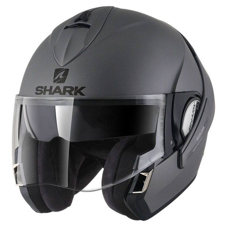 Shark Evoline Serie 3 Antracite Opaco