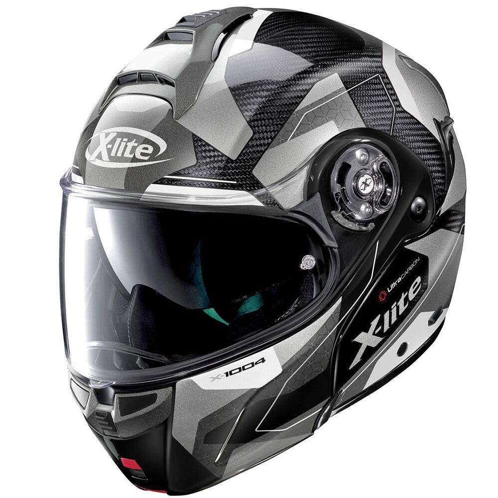 X-Lite X-1004 Ultra Carbon Dedalon N-Com schwarz