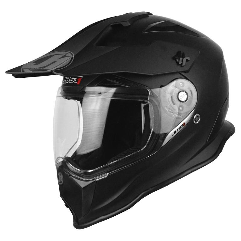 Just-1 J14 Carbon Solid Black Matt
