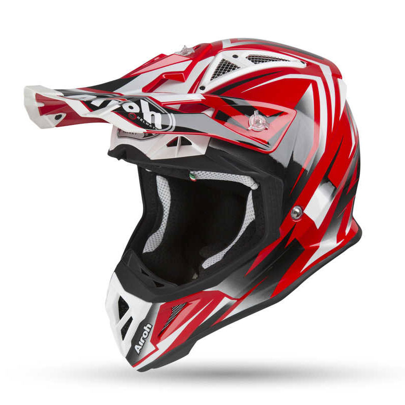 Airoh Aviator 2.3 Ams Fame Rosso