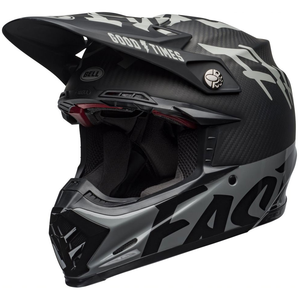 release info on thoughts on quality design Bell Moto 9 Flex Carbon Fasthouse Wrwf 2020