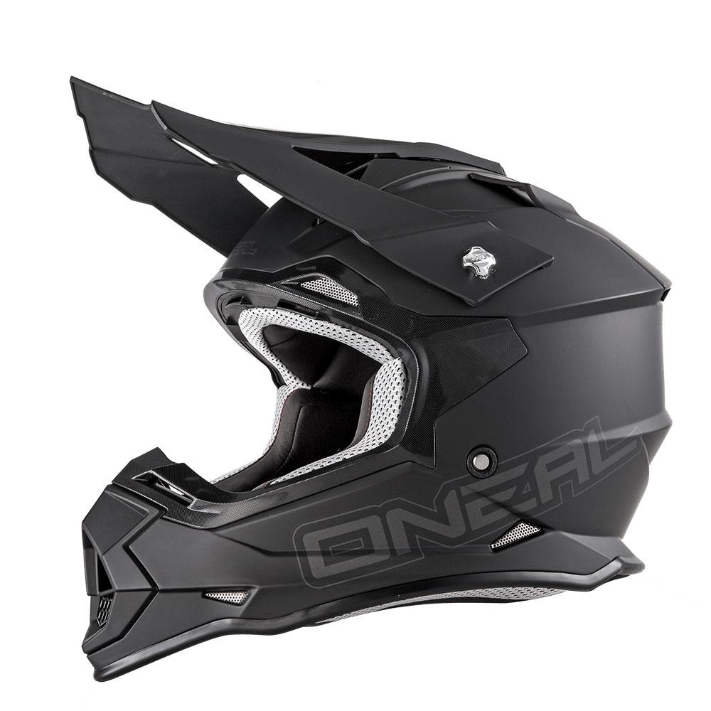 O'Neal 2シリーズRLフラットヘルメットブラック