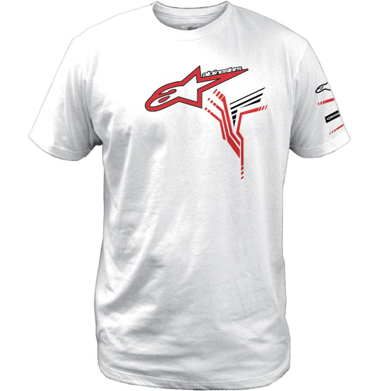 Alpinestars Gp Plus Tee White T-shirt