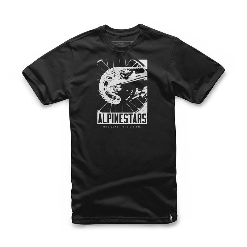 Alpinestars Spoker Tee Black T-shirt