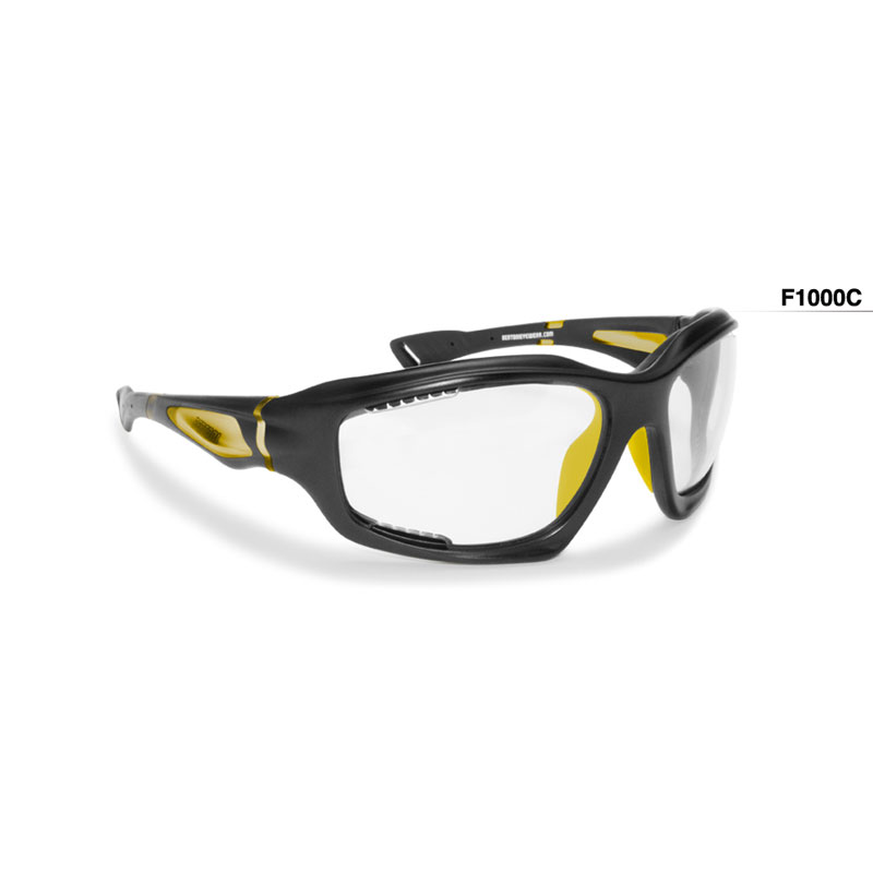 Bertoni Sunglasses Motorcycle Photochromic Lens