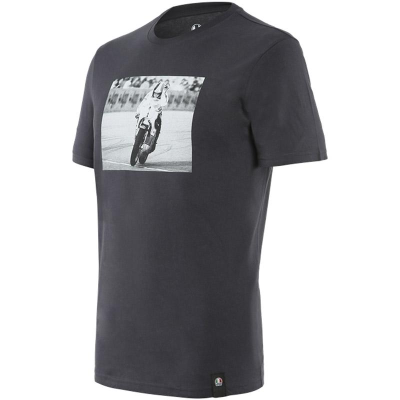 T Shirt Dainese Agostini Nero