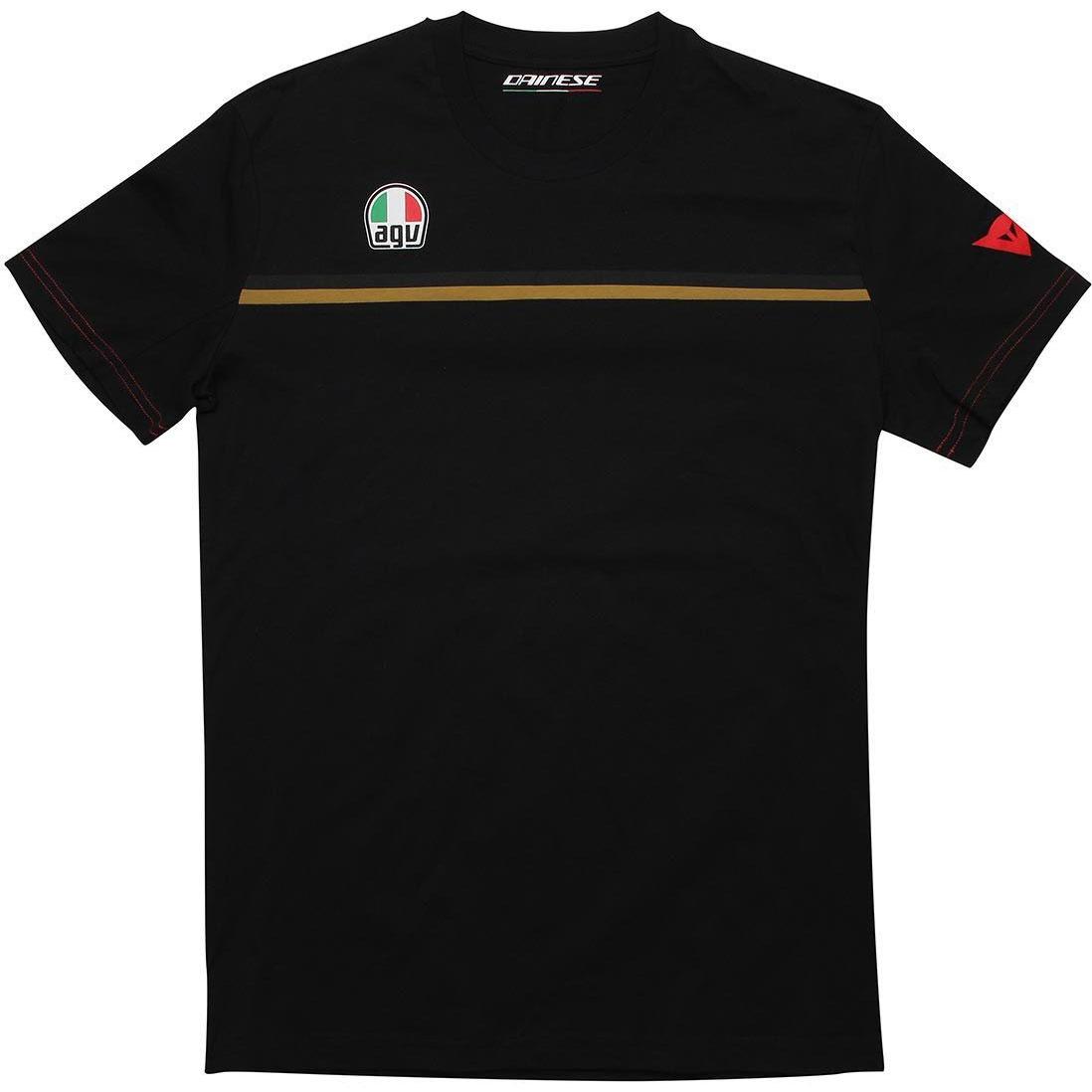Dainese T-shirt Fast-7 Nero