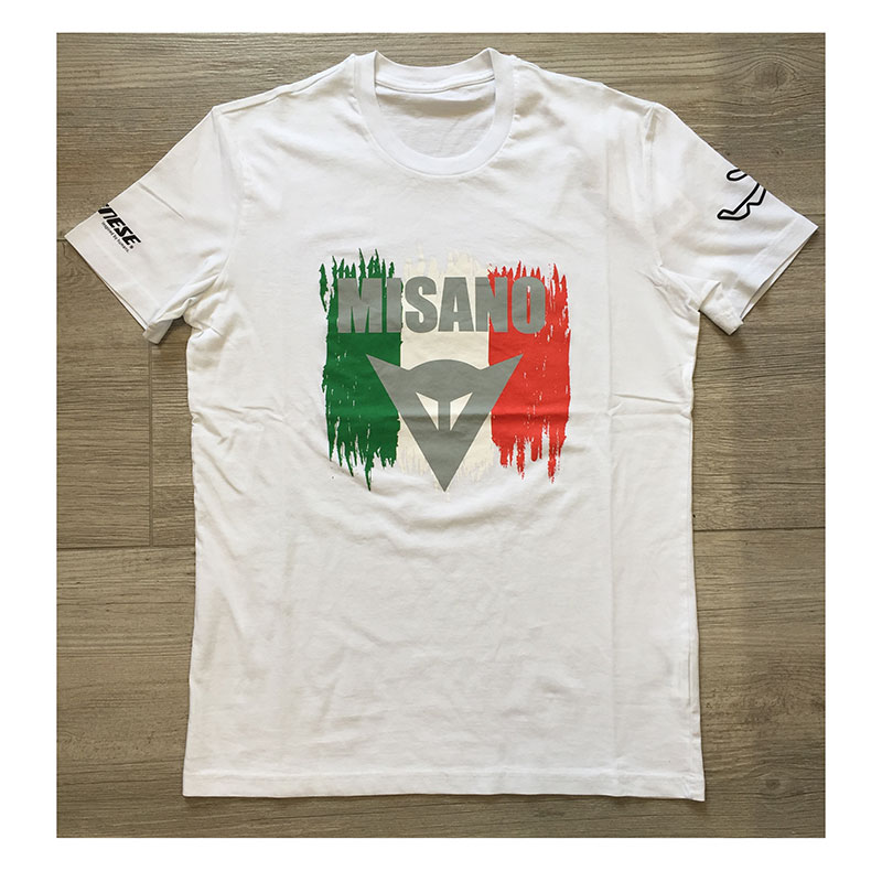 dainese t shirt misano d1 motostorm. Black Bedroom Furniture Sets. Home Design Ideas