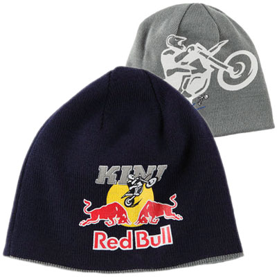 Kini Red Bull Beanie Double Face -