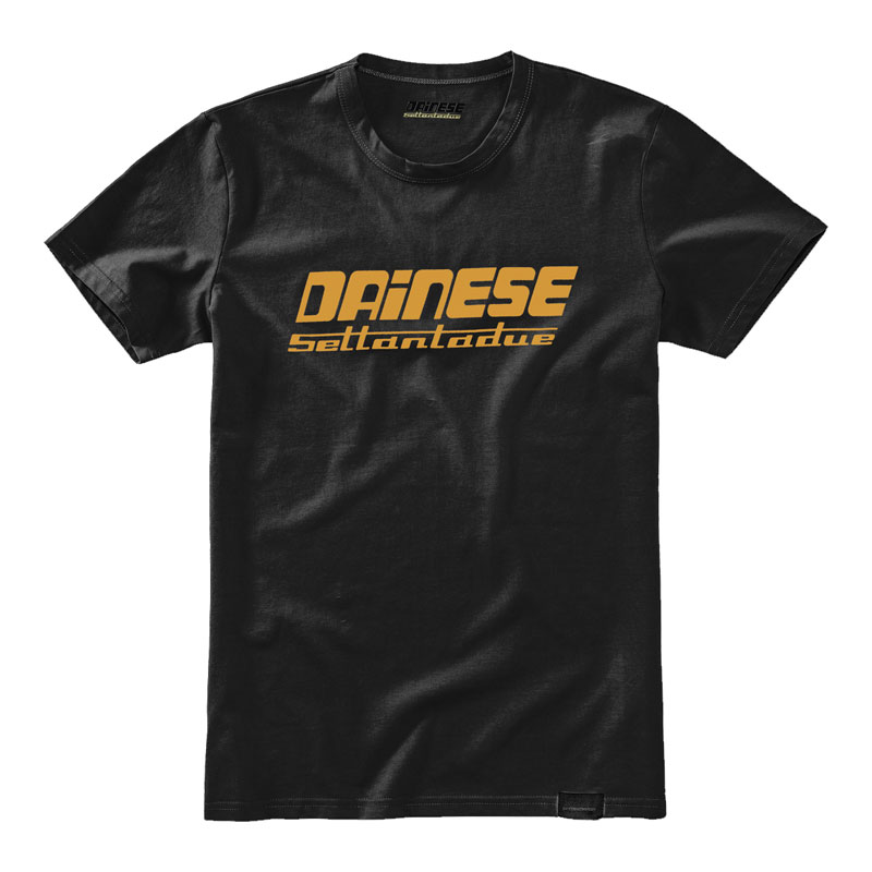 Dainese Settantadue T-Shirt schwarz