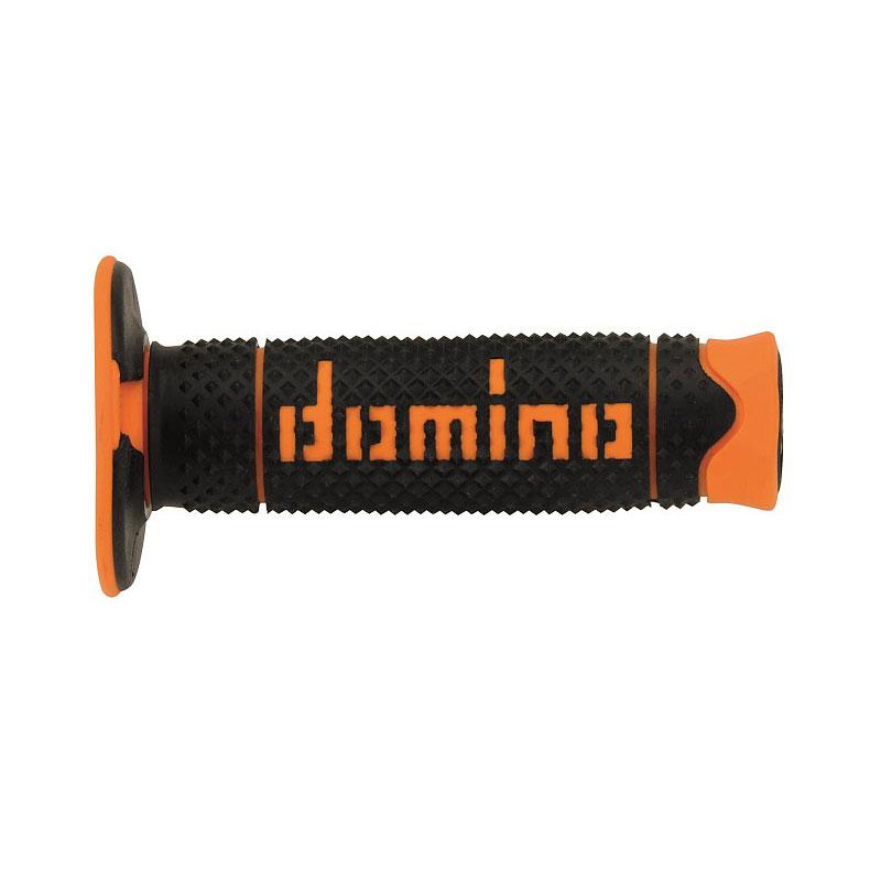 Domino A26041C DSH Handgriffe schwarz orange