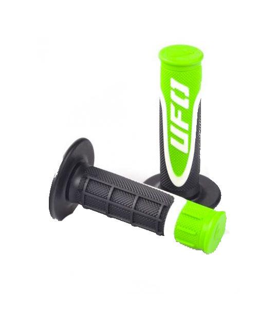 Grip UFO AXIOM Rubber triple density green