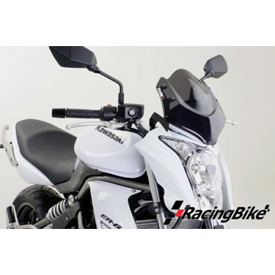 Puig Naked Wind Screen For Kawasaki Er6n