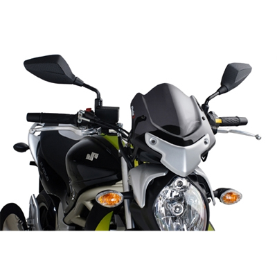 Puig Wind Screen Suzuki Gladius 09