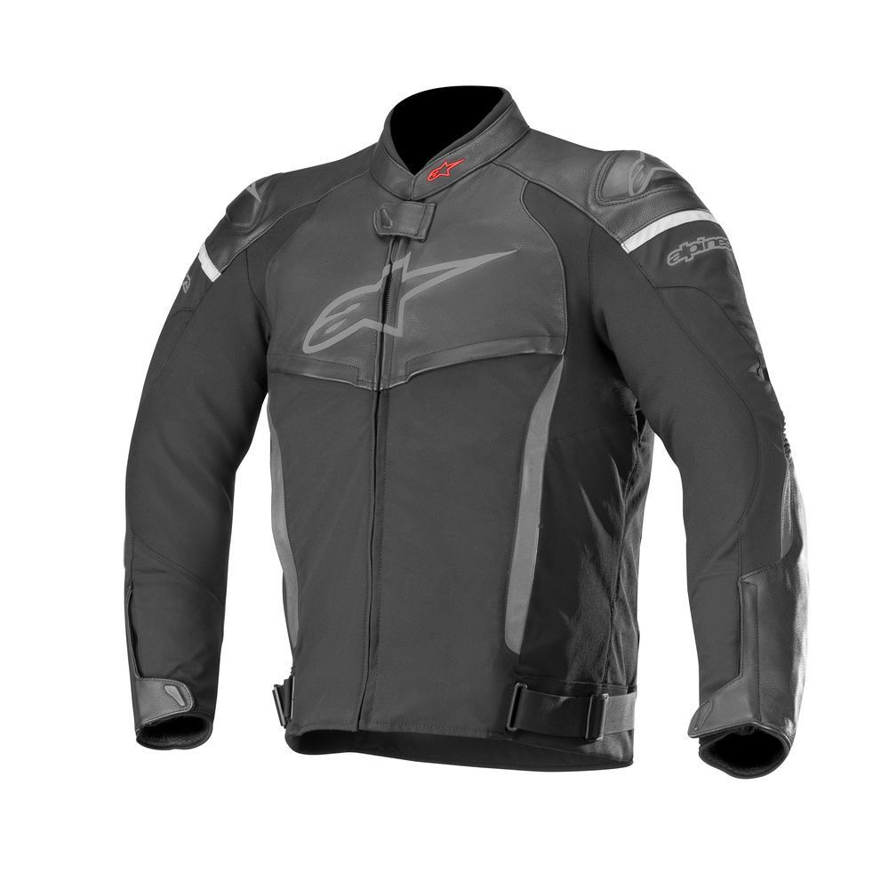 Alpinestars Jacket Leather >> Alpinestars Sp-x Jacket Black | MotoStorm