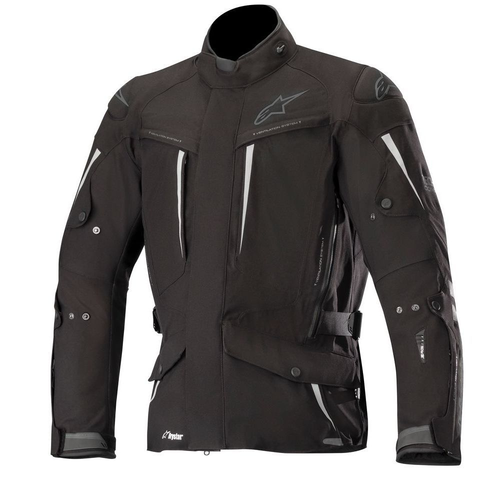 Alpinestars Yaguara Drystar Tech Air Compatible Nero