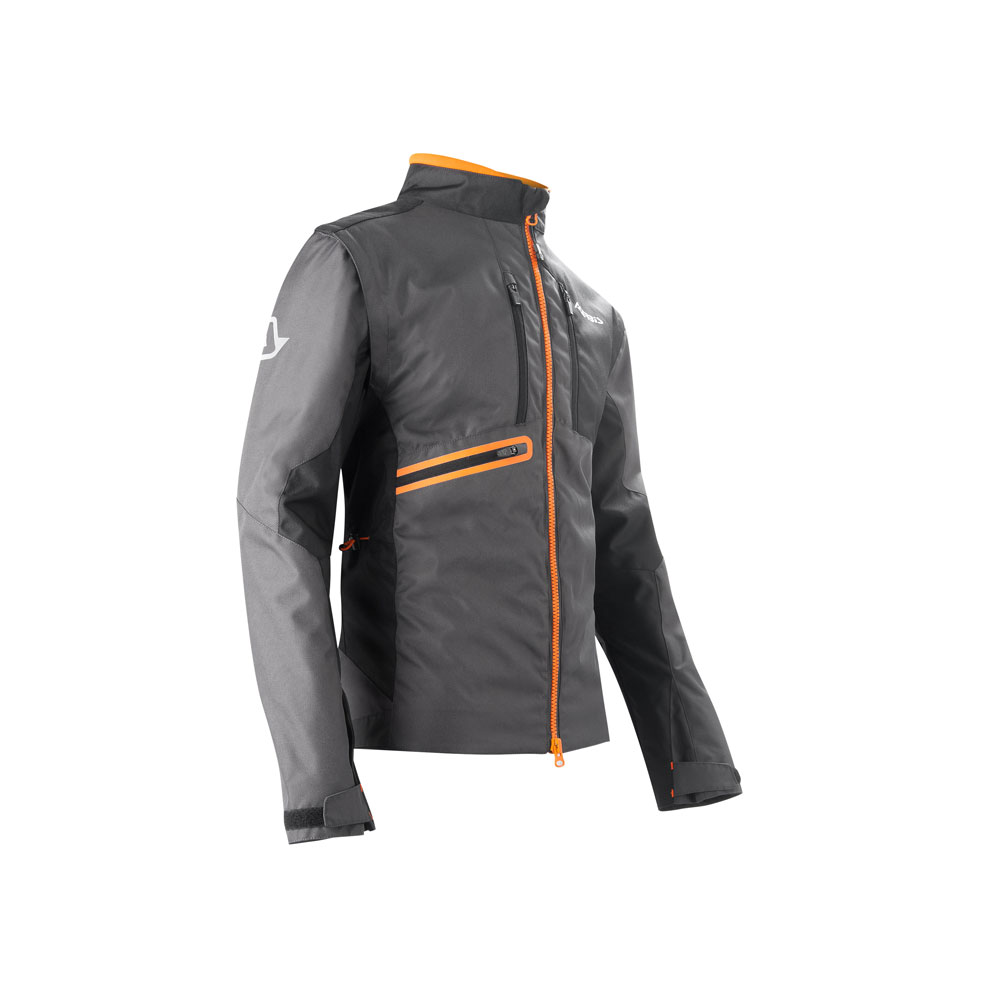 Acerbis Enduro One Orange Jacket