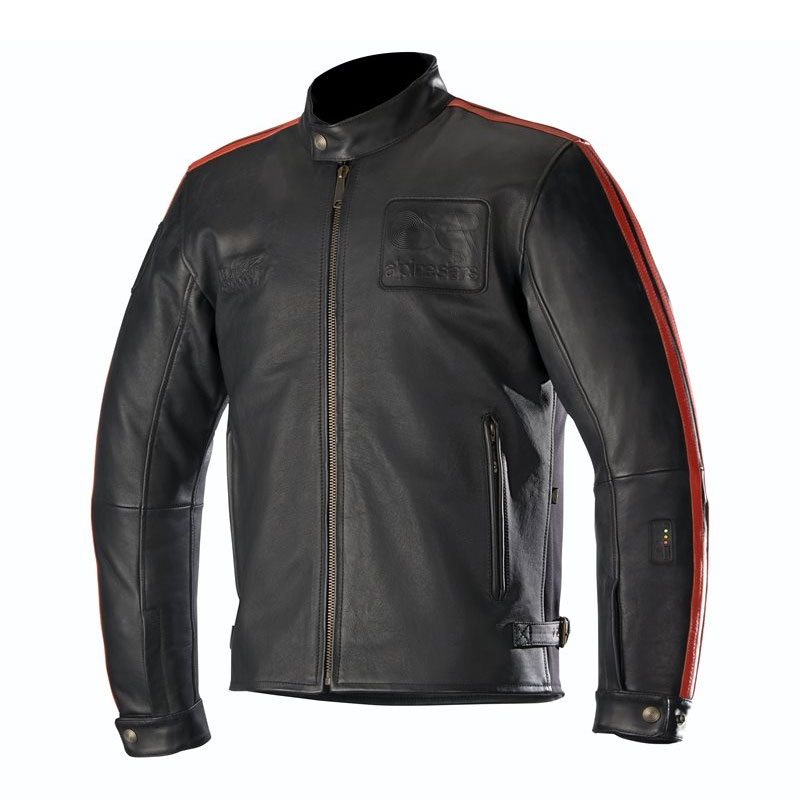 Alpinestars Charlie Leather Jacket Tech-air Compatible