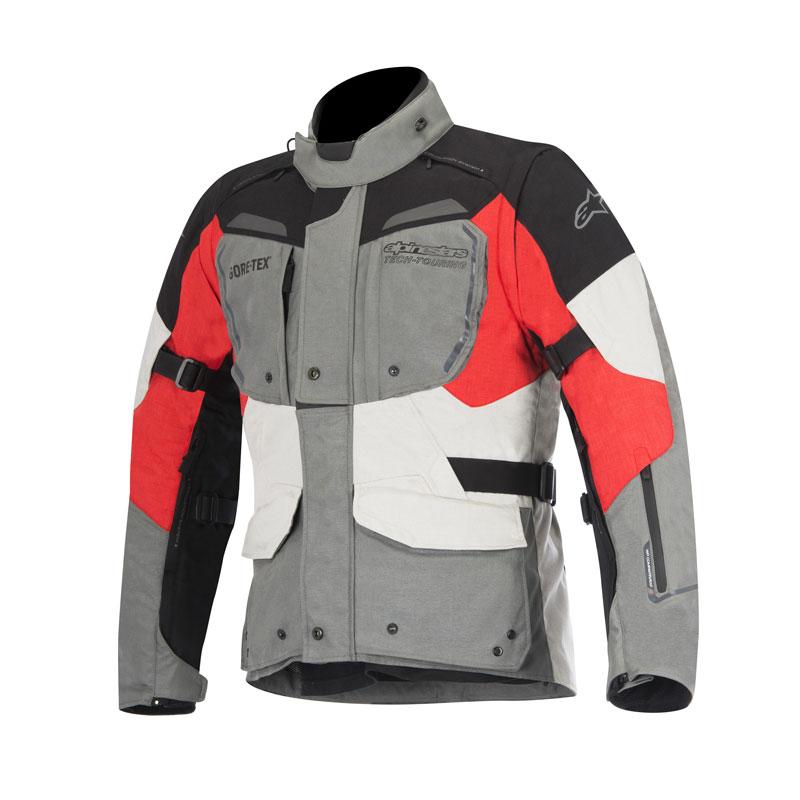 Alpinestars Durban Gore-tex Jacket Rosso