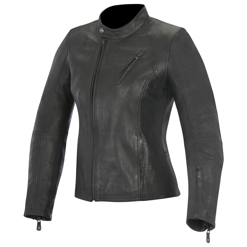 Alpinestars Oscar Shelley Leather Jacket