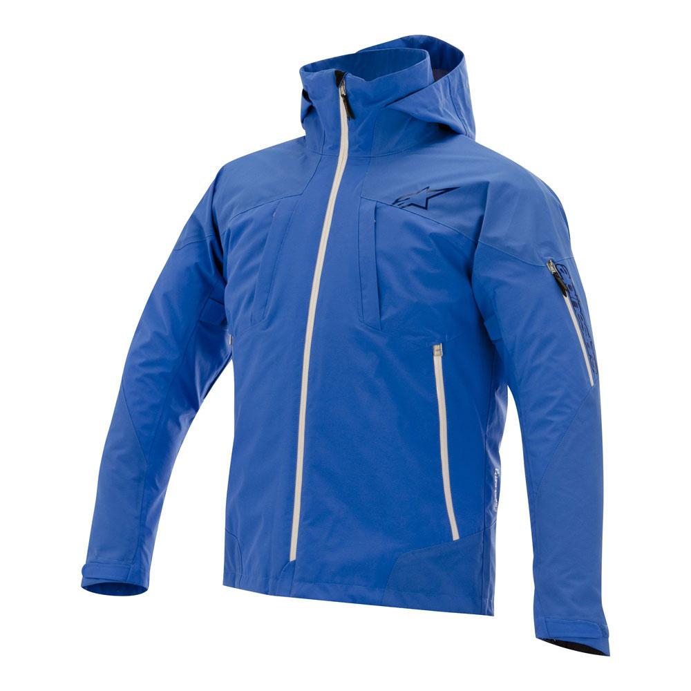 Alpinestars Lance 3l Waterproof Jacket Blue | MotoStorm