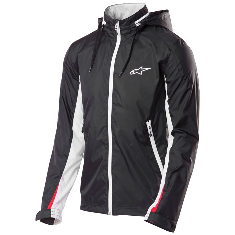 alpinestars montreal jacket black motostorm