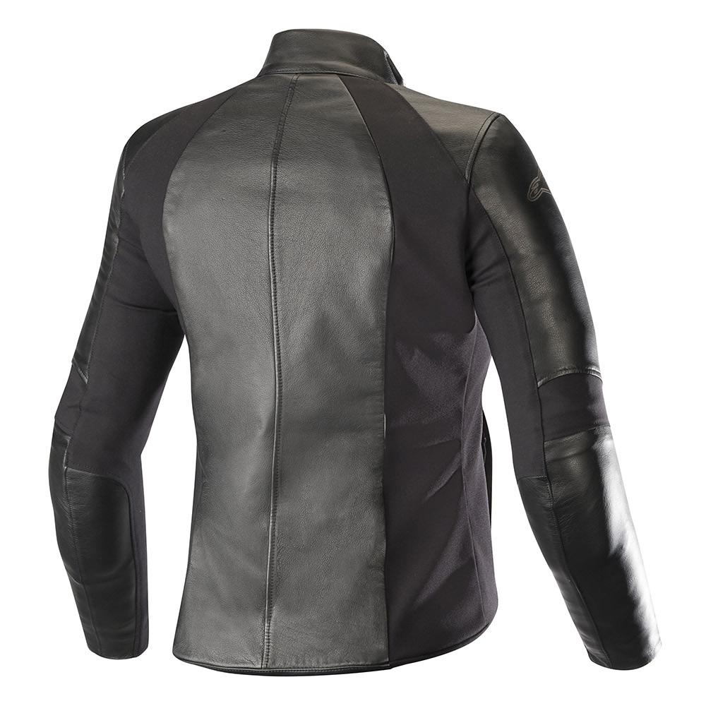 Alpinestars Leather Jacket >> Alpinestars Vika V2 Women S Leather Jacket A311551910 Jackets