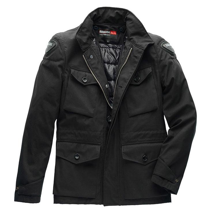 blauer ministry jacket black motostorm. Black Bedroom Furniture Sets. Home Design Ideas