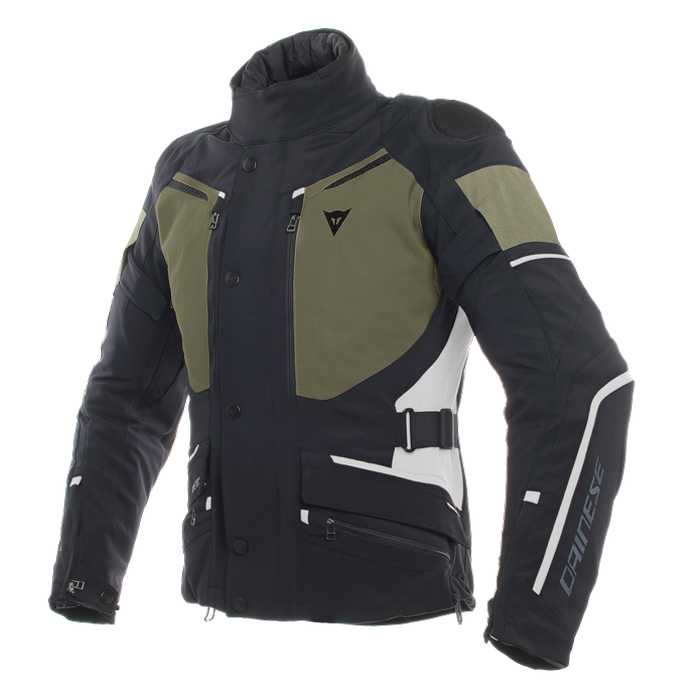 Dainese Giacca Touring Carve Master 2 Gore-tex Verde