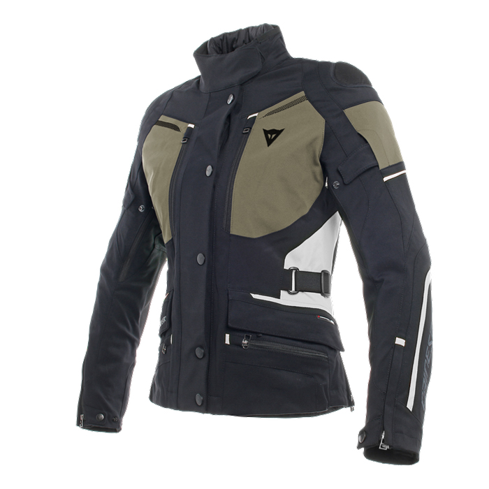 Dainese Giacca Donna Carve Master 2 Gore-tex Verde
