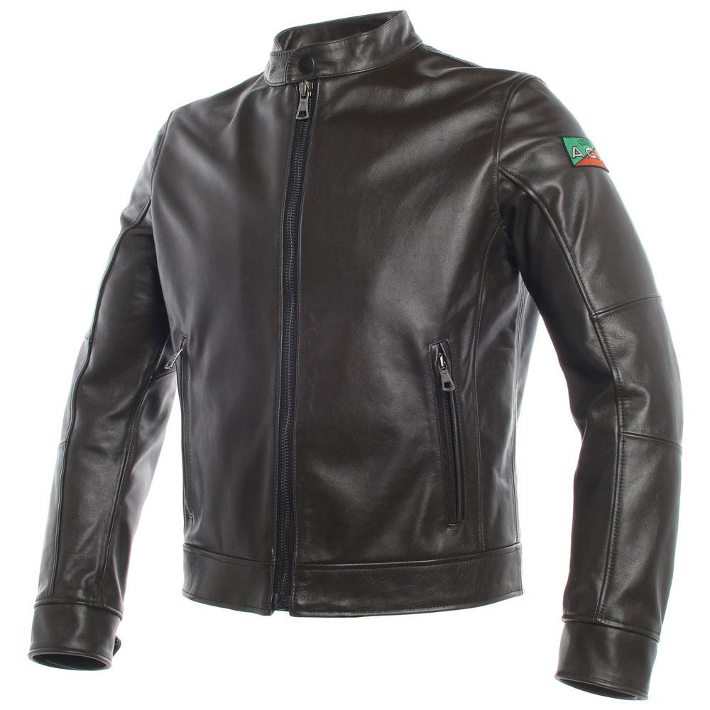 Dainese Agv 1947 Leather Jacket Da1533799 Y26 Jackets