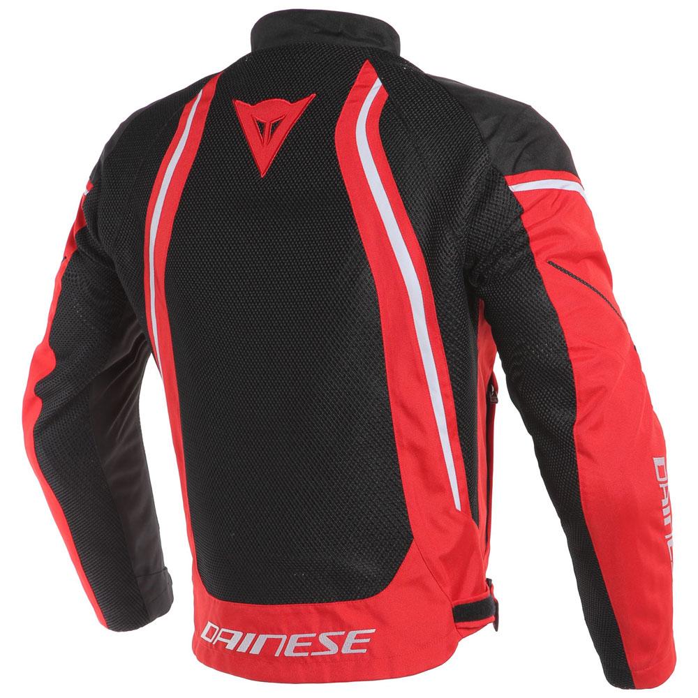 Dainese Air Crono 2 Tex Jacket Red Da1735202 678 Jackets