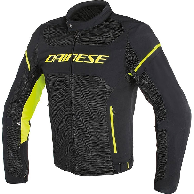 Dainese Air Frame D1 Tex Jacket Giallo Da1735196 N49